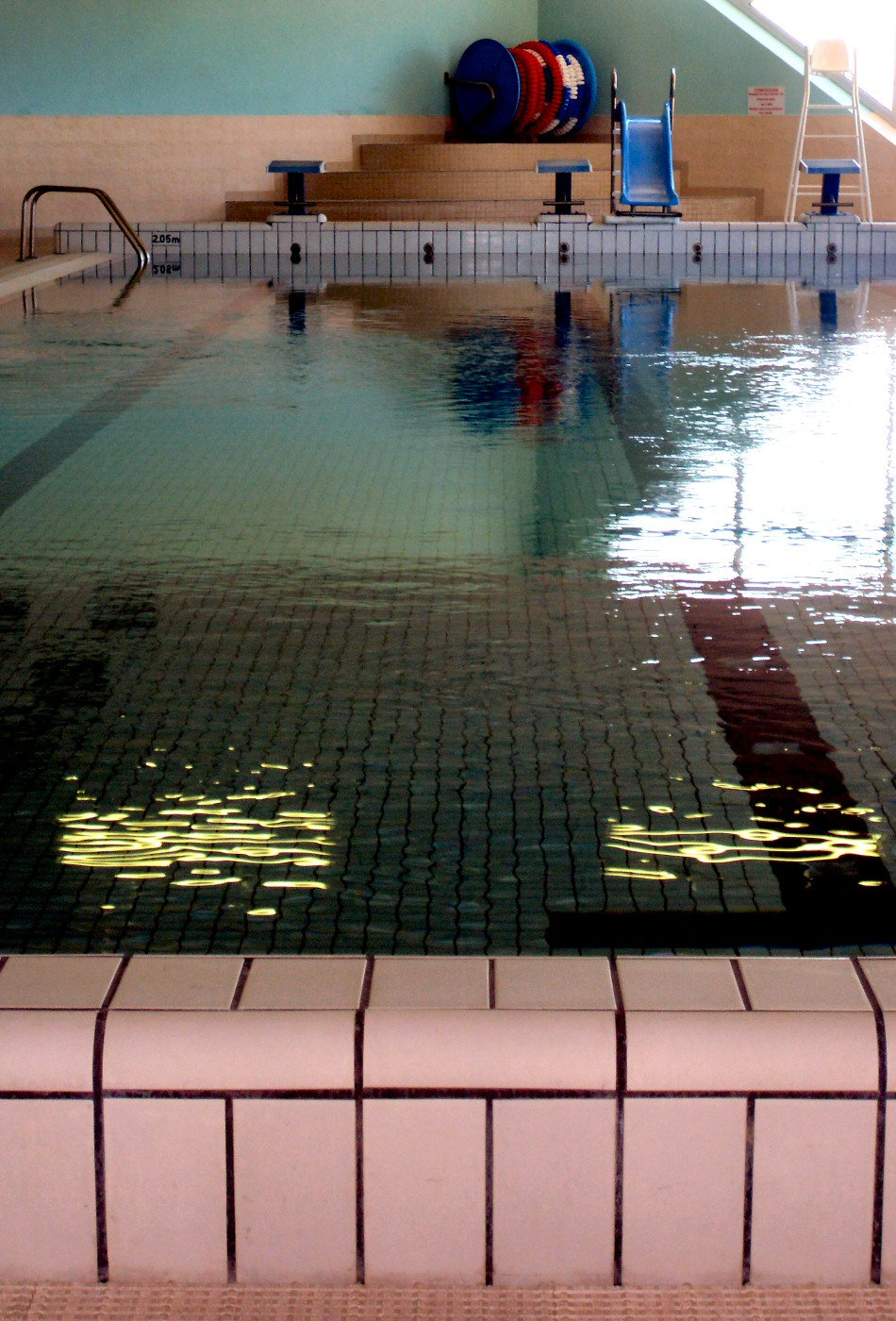 Photographie de la piscine de cabourg for Camping cabourg piscine