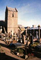 Cimetière du Mont Saint Michel