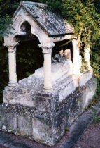 Tombe cimetière Vaucelle Caen
