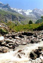 Torrent et cascade